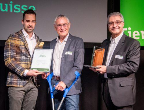Gewinner Agro-Star Suisse 2020